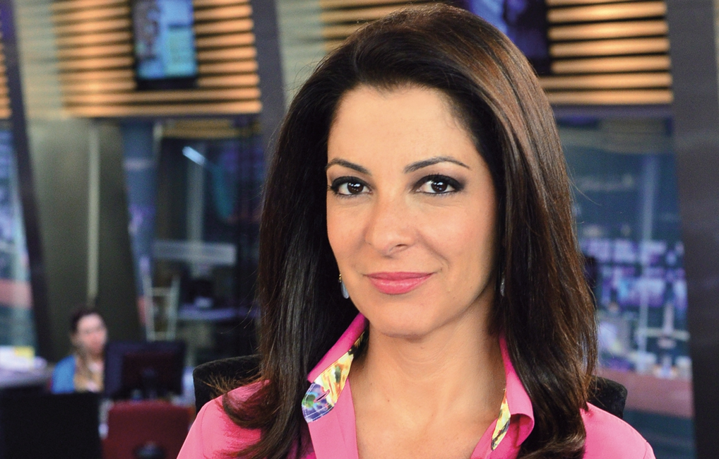 padrão - Após morte de Boechat, Ana Paula Padrão se oferece para substituir jornalista