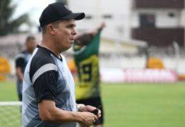 Treinador do Bota-PB admite poupar jogadores na partida contra o CSP