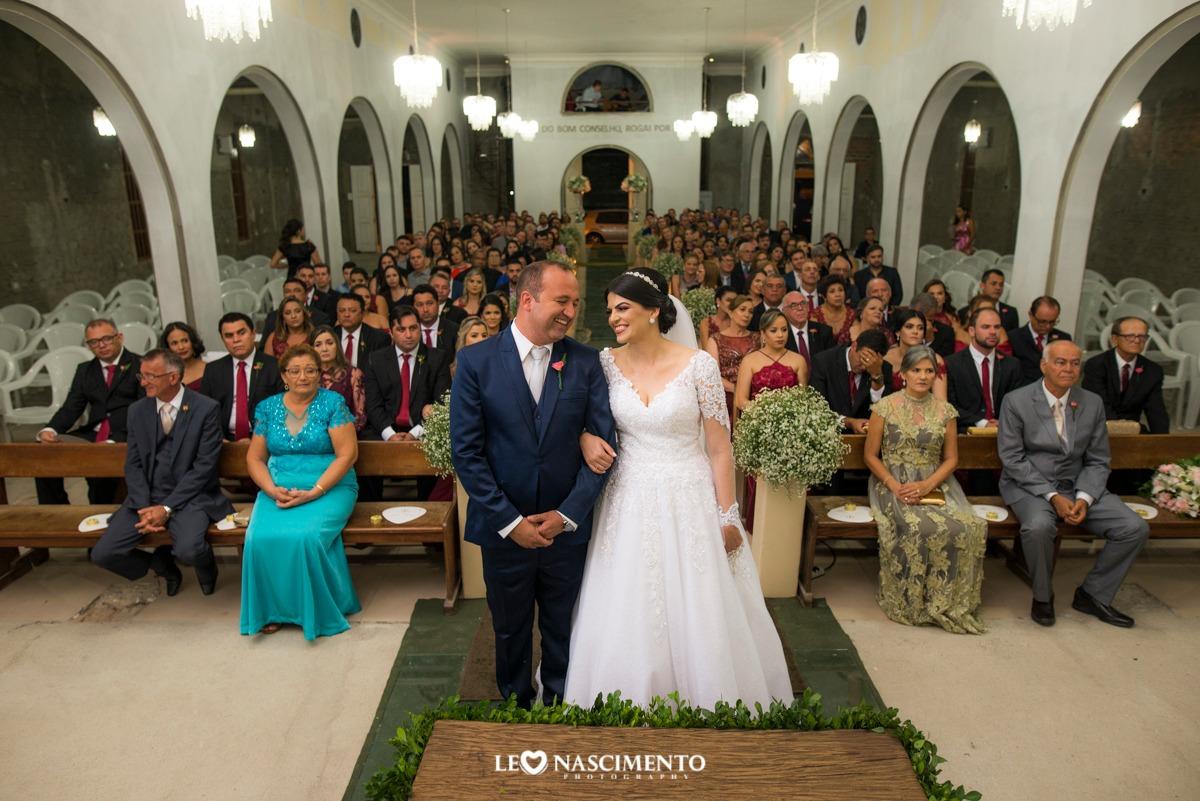 radomécio leite - Vice diretor da Companhia Docas se casou com pernambucana no último sábado