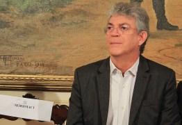 'FORTALECE A NOSSA LUTA': Ricardo Coutinho agradece solidariedade de Lula e diz que não se 'rendera a ataques'
