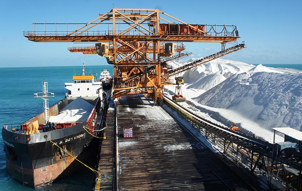 sal 6 - CONSÓRCIO INTERNACIONAL: Natal é ponto de embarque de rota marítima do tráfico de cocaína, diz PF