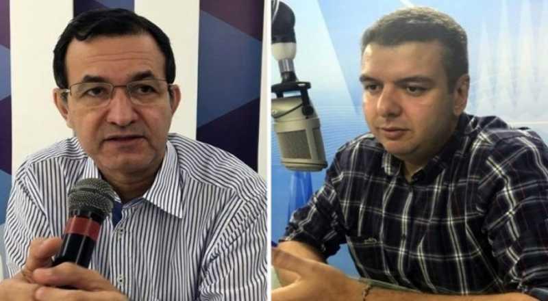 secretários - 'CONJECTURAS E ANÁLISES GENÉRICAS': Prefeitura de João Pessoa minimiza conversa sobre caixa 2 entre Tavares e Adalberto Fulgêncio - OUÇA OS ÁUDIOS