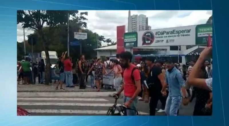 t 4 - CG: Estudantes planejam novo protesto contra aumento de passagem e Câmara realiza audiência sobre reajuste