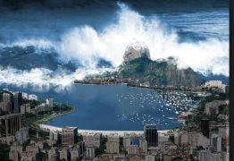 ANÚNCIO DE DESASTRE: Peixe que sempre aparece antes de tsunamis é visto em várias praias e assusta população