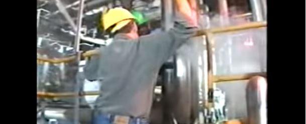 Empresa cria vídeo sobre segurança do trabalho que parece filme de terror – VEJA VÍDEO