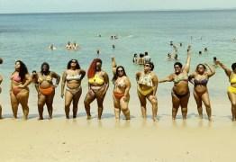 'VAI TER GORDA': mulheres fazem ato contra 'gordofobia', em Salvador