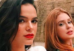 TRETA: Bruna Marquezine deixa de seguir Marina Ruy Barbosa no Instagram