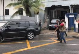 Moreira Franco e Coronel Lima chegam à PF no Rio para depor