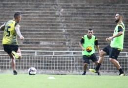 Botafogo-PB visita o Vitória em busca de retomar uma vaga no G4 do Grupo B