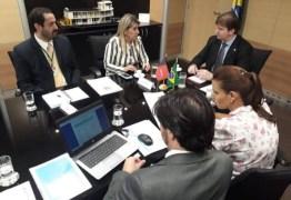EIXO NORTE: Deputada Edna Henrique apresenta pleitos para desenvolvimento de municípios paraibanos em reunião com ministro