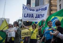 'Em defesa da Lava-Jato': MBL convoca manifestação para domingo em João Pessoa