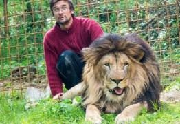 Homem é morto por leão que criava no quintal de casa