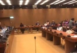 Embaixadora do Brasil na ONU promove bate boca com Jean Wyllys – VEJA VÍDEO