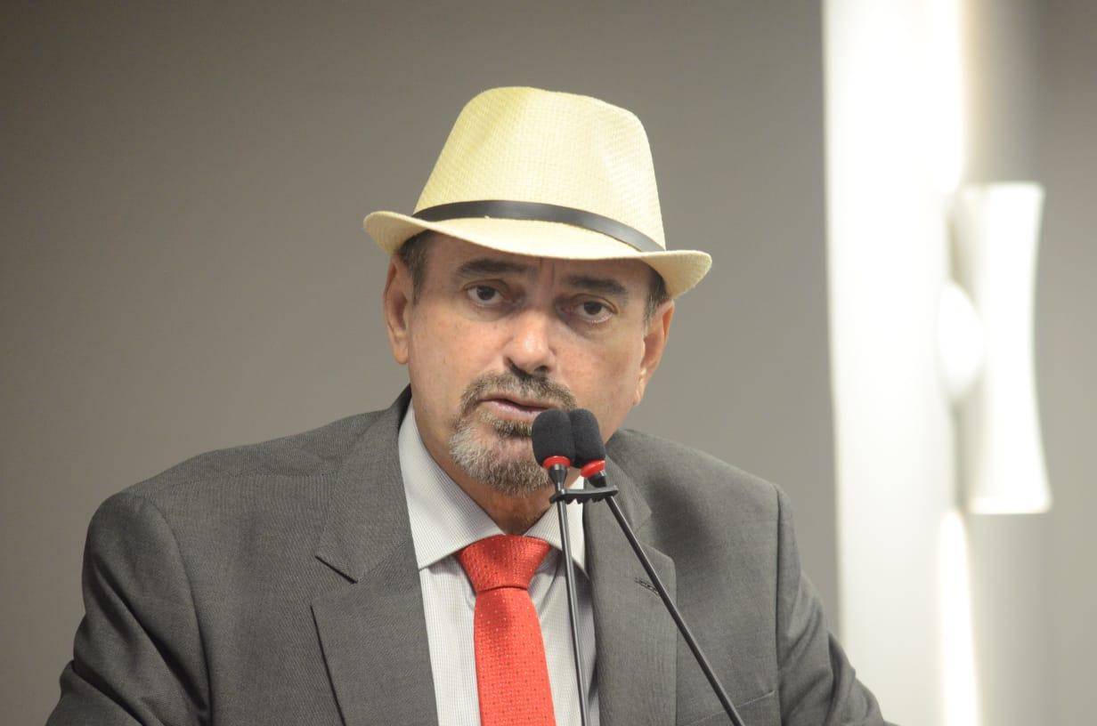 Deputado Jeová Campos confirmou presença na audiência que acontece nesta sexta feira - DEBATE NA ALPB: Deputado Jeová Campos participará de audiência pública sobre a Reforma da Previdência