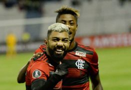 Parceria Gabigol-Bruno Henrique garante estreia com pé direito do Flamengo na Libertadores