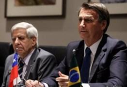 Em segundo dia no Chile, Bolsonaro discutirá substituição da Unasul
