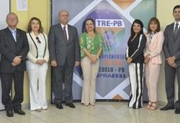 Presidente em exercício do TRE-PB acompanha eleição suplementar em Cabedelo – VEJA VÍDEO