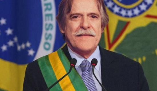 José de Abreu Foto Reprodução Twitter - José de Abreu não pode ser preso por se autoproclamar presidente