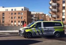 Ataque com faca deixa feridos em escola de Oslo, na Noruega