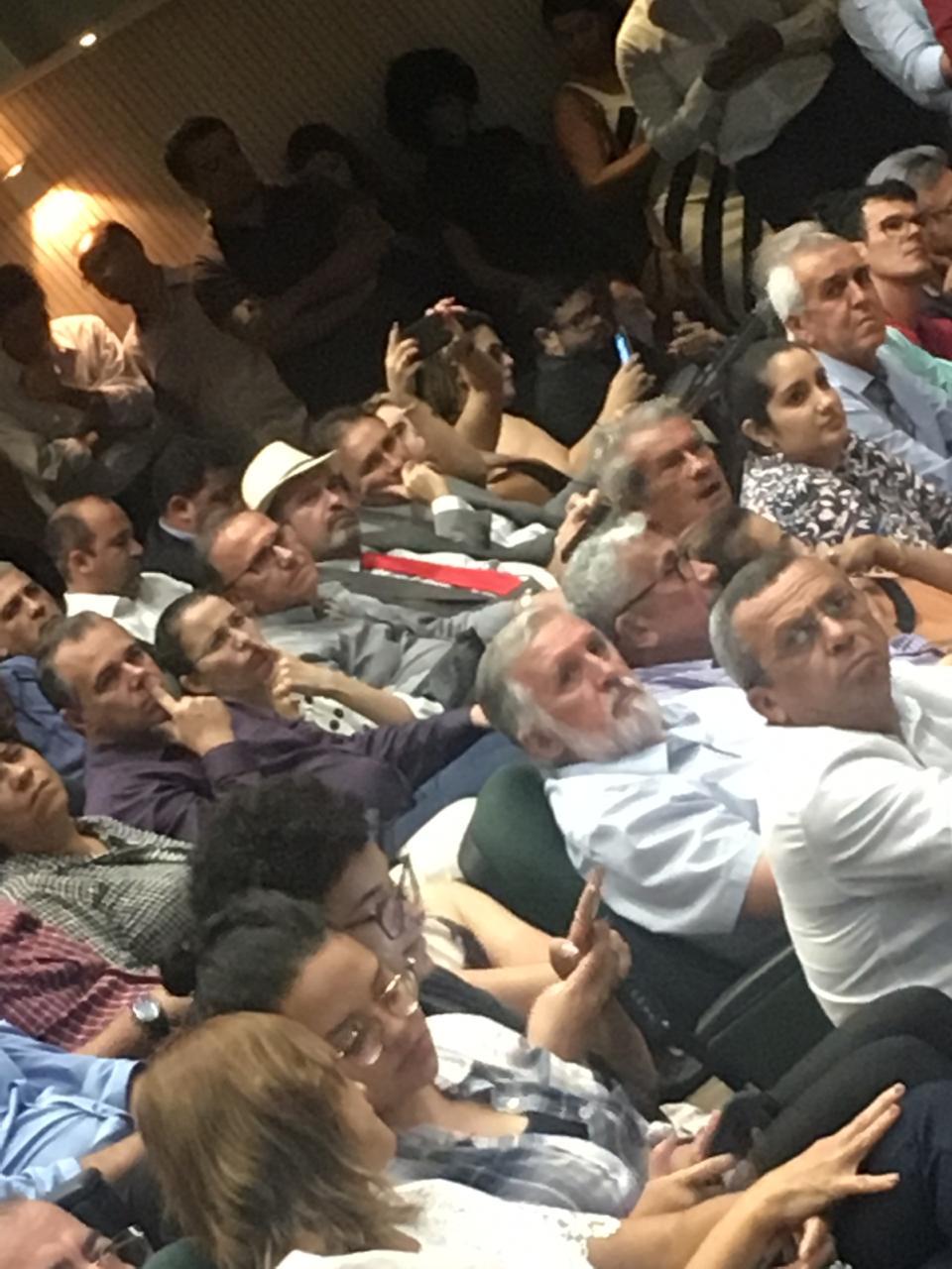 O deputado estadual Jeová Campos participou do lançamento 1 - Jeová parabeniza projeto Paraíba Sustentável e diz que recursos precisam ser direcionados aos agricultores do semiárido e sertão