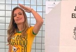 """Pâmela Bório confirma pretensão de concorrer à prefeitura: """"Meu nome está à disposição, foi para isso que me filiei"""""""