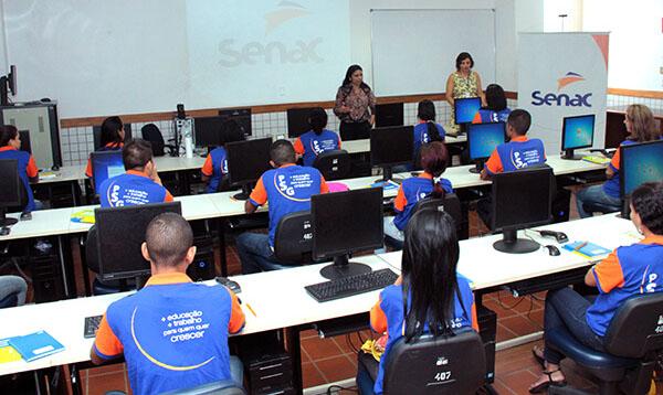 Senac PB 2018 - Senac abre mais de 2800 vagas em cursos na Paraíba