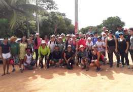 MARÇO DA CIDADANIA: Coordenadoria de Mulheres realiza II Trilha das Mulheres em Tambaba