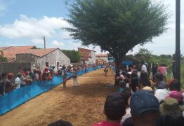 Prefeitura de Bom Jesus realizou hoje a tradicional Corrida do Jegue