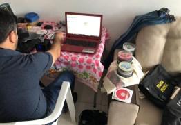 PORNOGRAFIA INFANTIL: PF deflagra Operação Salvaguarda III na Paraíba