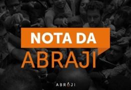 Abraji e OAB repudiam ataque público de Bolsonaro à imprensa