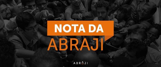 abraji e oab repudiam assdio coordenado a jornalista - Abraji e OAB repudiam ataque público de Bolsonaro à imprensa