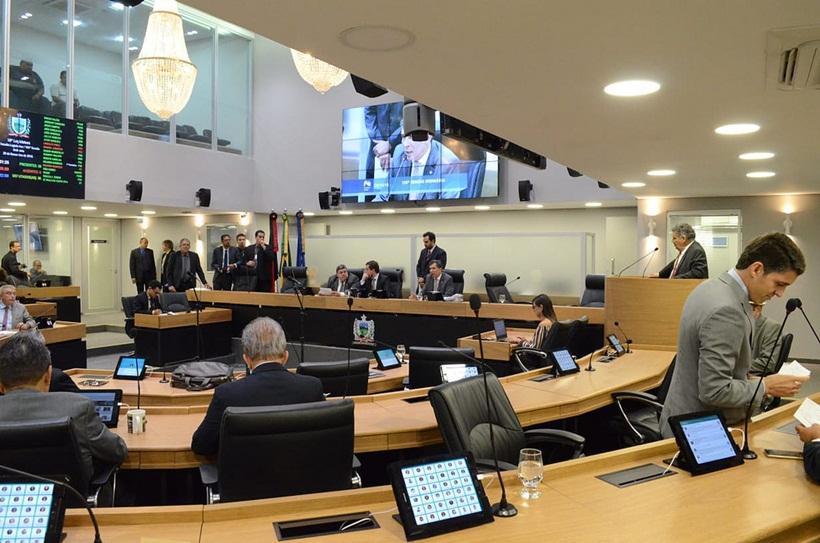 assembleia legislativa - ALPB discute Reforma da Previdência em sessão especial