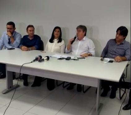 """azevedo cg - João Azevêdo ressalta esforço concentrado em CG e resume: """"Essa é a realidade, diferentemente de qualquer intenção de politizar"""""""