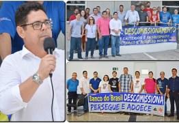 BB: Protestos contra descomissionamento paralisam escritórios digitais na Paraíba