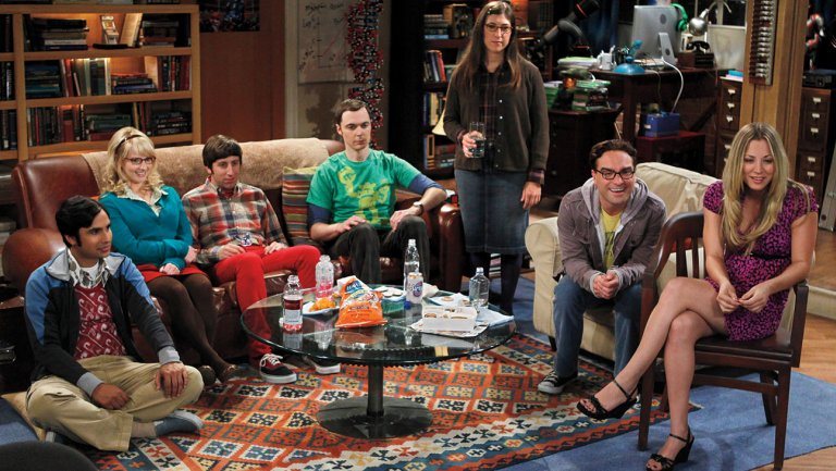 bigbangtheorytv s05e01 05  h 2017 - Prepara o coração! Data do episódio final de 'The Big Bang Theory' foi revelada