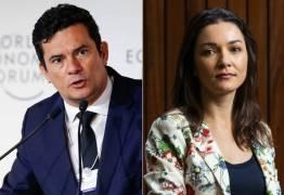 DEU PARA TRÁS: Moro desiste de nomear Ilona Szabó para suplente em órgão do Depen