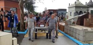 caioliveira2 300x146 - Corpos de vítimas do massacre em escola de Suzano são enterrados