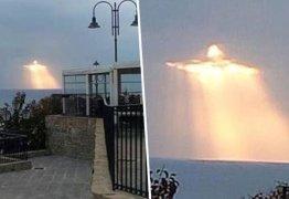 'Jesus voltou e foi fotografado', supõe internauta após foto viralizar na web