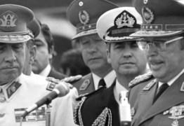 TODOS OS HERÓIS DE JAIR BOLSONARO: Presidente diz que Castelo Branco foi 'eleito em 1964' e ressalta afinidade com sanguinário ditador paraguaio – Por João Filho