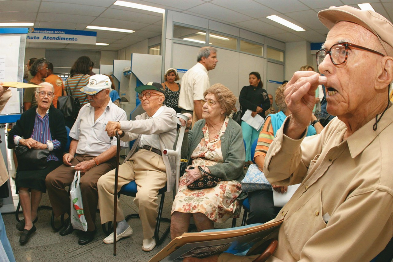economia aposentados 3 - SEM CUIDADORES: STF suspende ações sobre adicional a aposentados