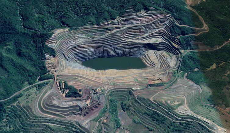 gongo soco - SIRENES DISPARADAS: Barragem da Vale em Barão de Cocais entra em alerta máximo