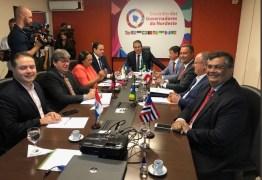 CONSÓRCIO NORDESTE: João Azevêdo participa hoje de reunião com governadores no Maranhão
