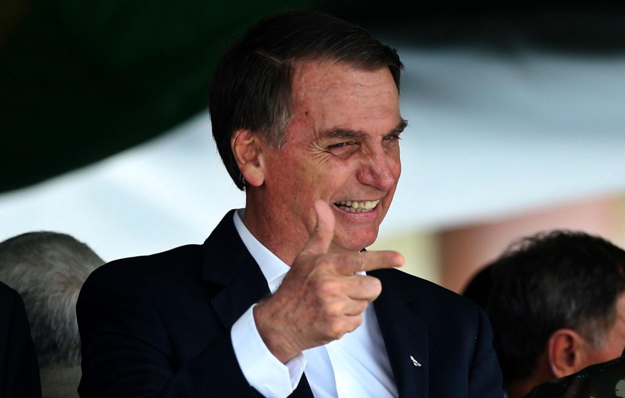 jair bolsonaro xU4iJBp - Bolsonaro anuncia leilão de 10 áreas portuárias; porto de Cabedelo está na lista
