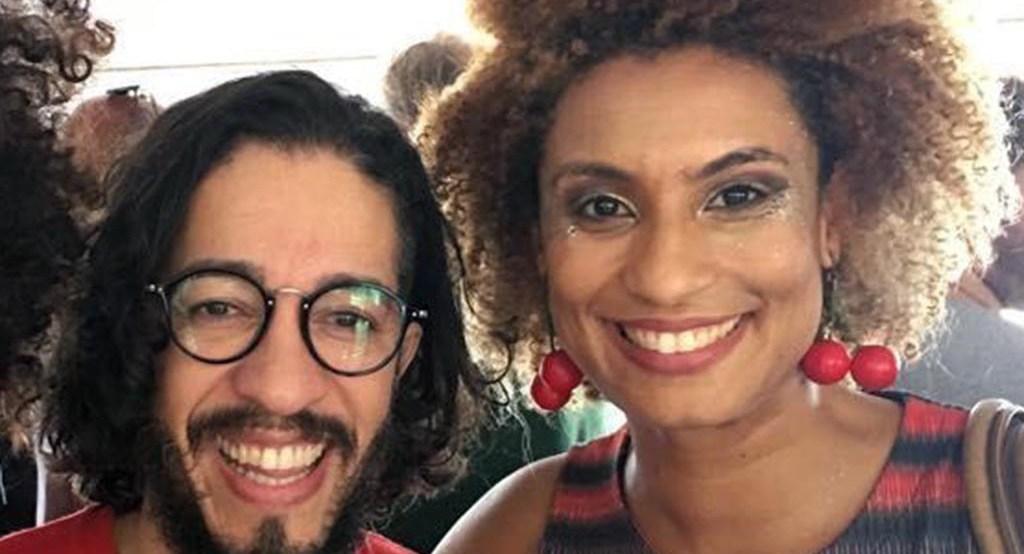 jean marielle 2 - 'Marielle vai derrubar Bolsonaro', afirma Jean Wyllys - VEJA VÍDEOS
