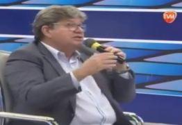 """""""Vamos fazer concurso para 4 mil professores"""" – diz João Azevêdo sobre investimentos na educação"""