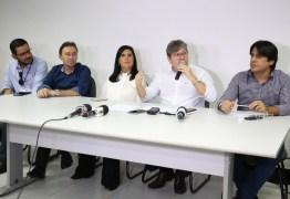 João Azevêdo prevê normalização em até 72h no abastecimento d'água em Campina Grande