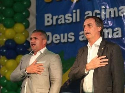 julian bolsonaro - Julian Lemos enterra tese de que Bolsonaro poderia deixar PSL para criar a UDN e diz que 'notícia' foi mais uma fake news para vender manchetes