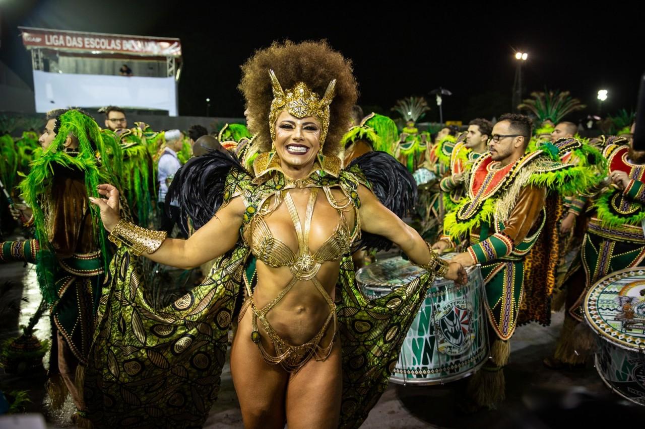 mancha verde 2019 03 02 q98a1790 fabio tito g1 - CARNAVAL 2019: Mancha Verde é a grande campeã de São Paulo
