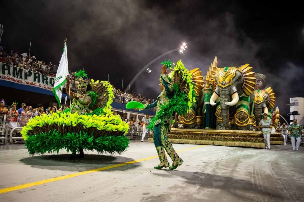 mancha verde 2019 03 02 q98a1888 fabio tito g1 - CARNAVAL 2019: Mancha Verde é a grande campeã de São Paulo