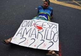 CASO AMARILDO: justiça absolve policiais acusados de torturar e matar o ajudante de pedreiro